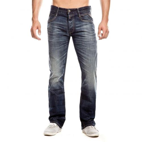 Replay Jimi Jeans Bootcut Stone Used