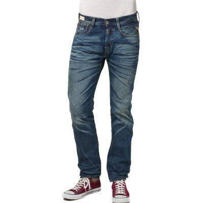 Replay NEWDOC Jeans washed blau