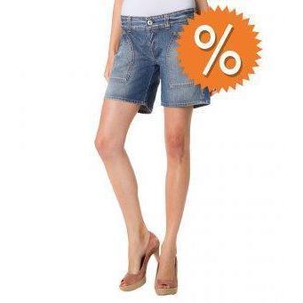 Replay Shorts blau