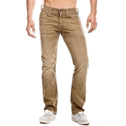 Replay Waitom Jeans Slim Fit Braun