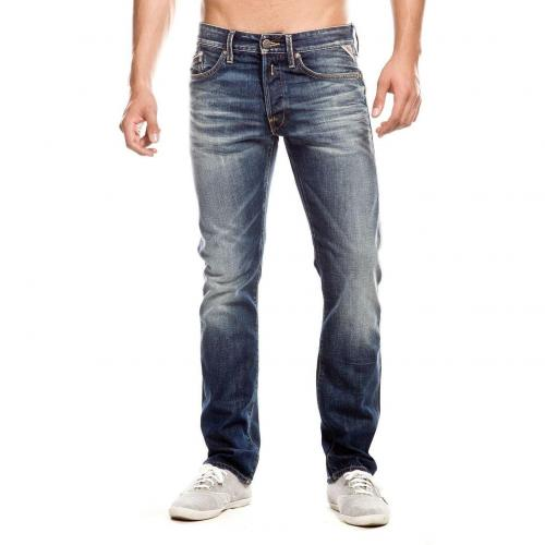 Replay Waitom Jeans Stone Used Slim Fit