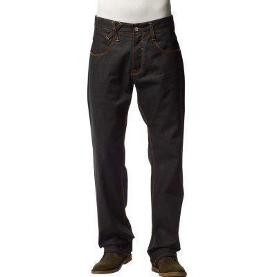 Rocawear LOOSE FIT Jeans raw japan rot schwarz