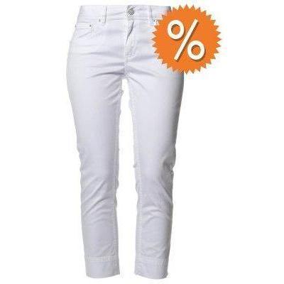 School Rag PALY SATIN Jeans blanc