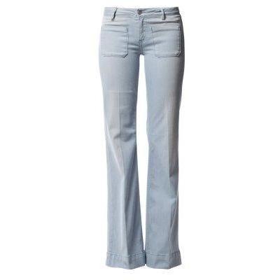School Rag PLUMY WIDE Jeans fripp/indigo clair
