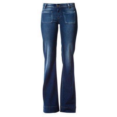 School Rag PLUMY WIDE Jeans vintage/indigo