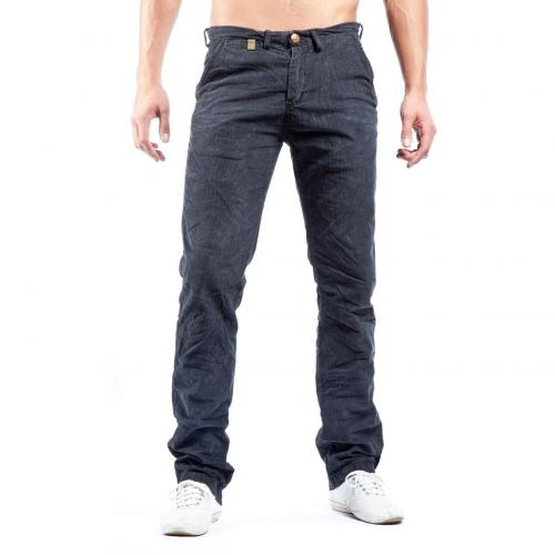 Scotch & Soda Jagger Cordchino Slim Fit Anthrazit