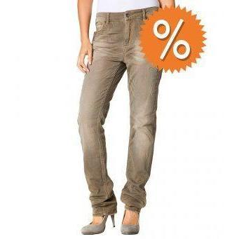 Selected Femme Jeans sand