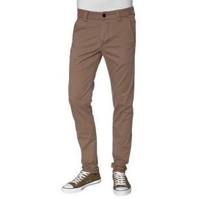 Selected Homme LUCA Jeans dark camel