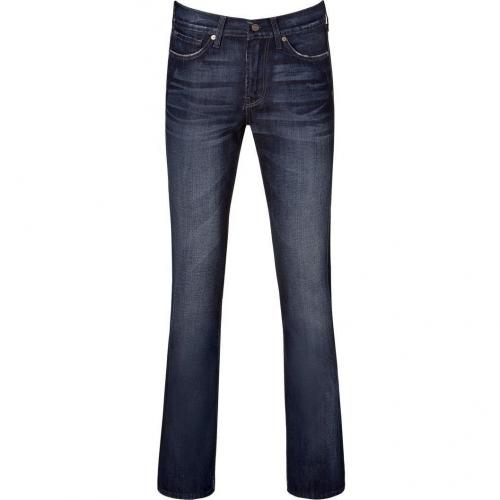 Seven for all Mankind Drift Night Slimmy Straight Leg Jeans