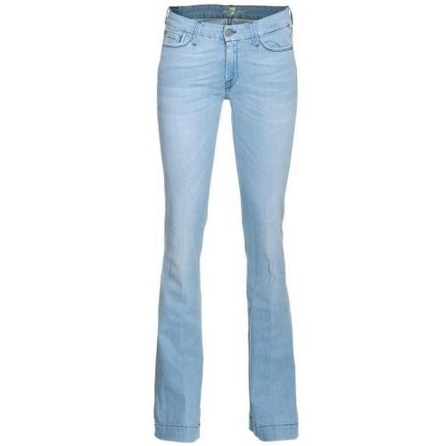Seven For All Mankind Jiselle Phenomenal Slim Flare