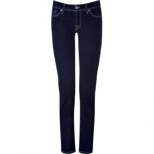 Seven for all Mankind Las Vegas Deep Roxanne Classic Skinny Jeans
