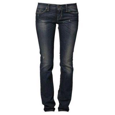 Sisley Jeans dark used look
