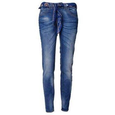 Tigerhill FINJA JEANS Jeans dunkelblau