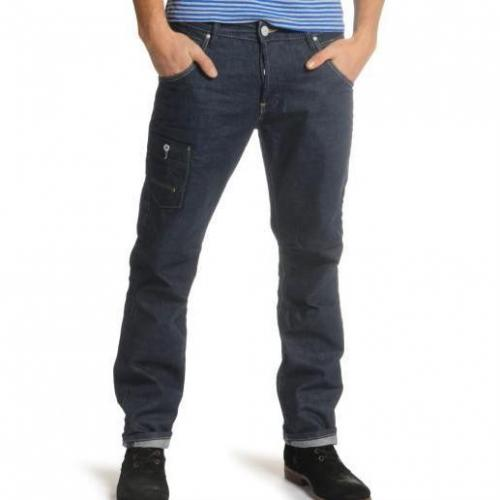 Tom Tailor Denim Dark Relaxed Slim Worker