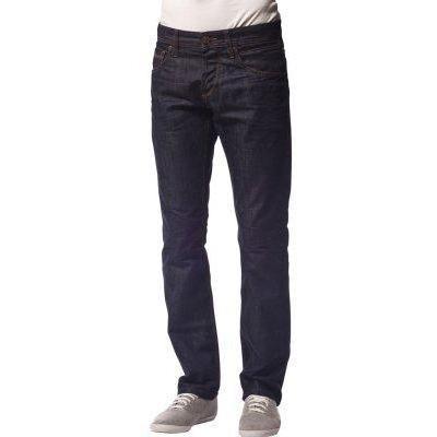 Tom Tailor Denim DARK SLIM STRAIGHT Jeans dark stone wash denim