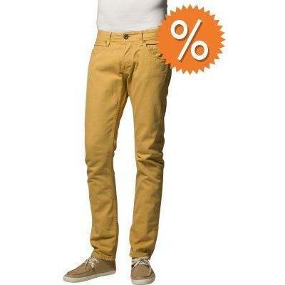 Tom Tailor Denim Jeans brownish gelb