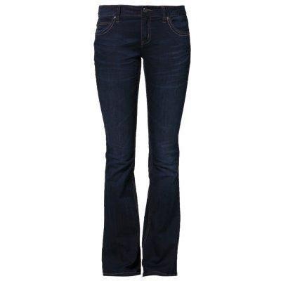 Tom Tailor Denim Jeans rinsed blau denim