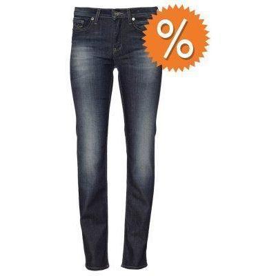 Tommy Hilfiger ROME STRAIGHT LEG Jeans dark stone worn