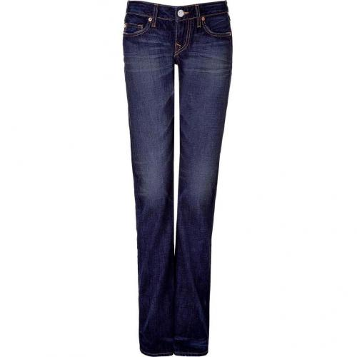 True Religion Blue Jeans Christina 1956