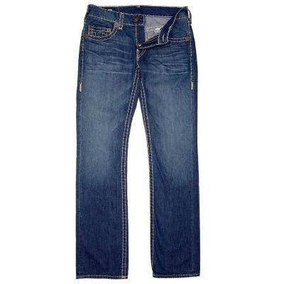 True Religion BOBBY SUPER T Jeans blau
