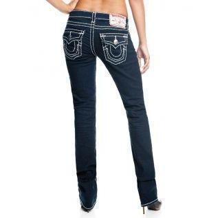 True Religion Damen Jeans Billy Super T