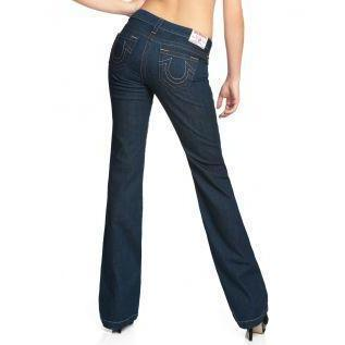 true religion damen jeans claire. Black Bedroom Furniture Sets. Home Design Ideas