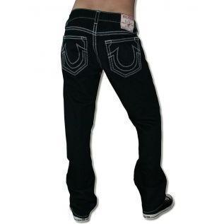 True Religion Herren Jeans Bobby Big QT