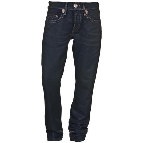 True Religion Logan Super T Schwarz