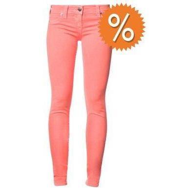 True Religion SHANNON Jeans neonorange