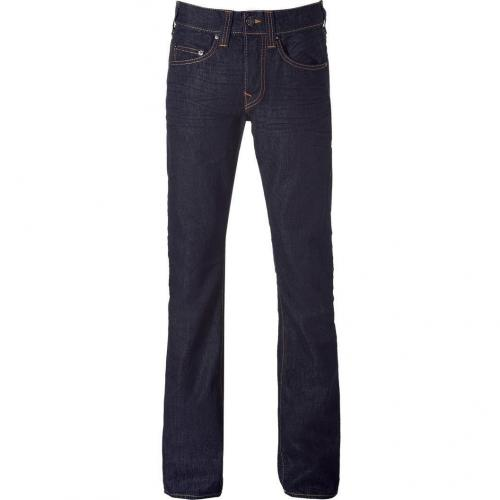 True Religion The Blake Phantom Inglourios Straight Leg Jeans