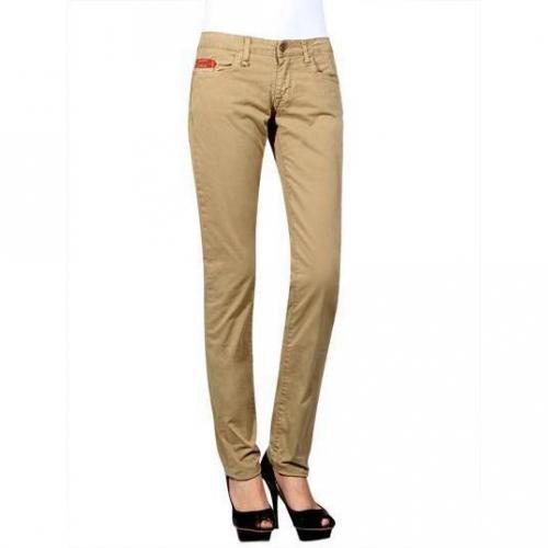 Unlimited - Slim Modell Easy Woman Fango Farbe Kamel