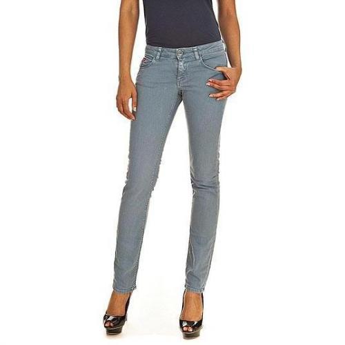 Unlimited - Slim Modell Woman Regular Oceano Farbe Blau