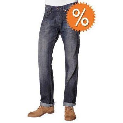 Wrangler ACE Jeans curb side blau