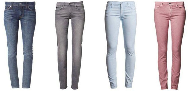 7 for all mankind Jeans Damen