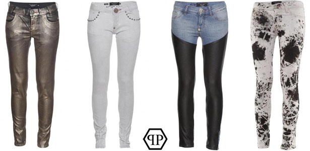 Philipp Plein Jeans Damen